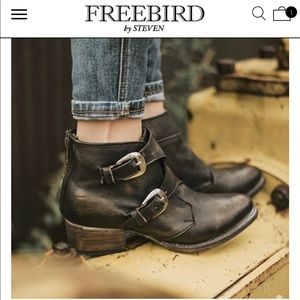 Freebird by Steven Saga boots